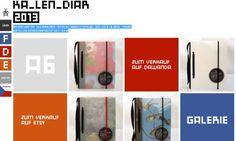 Kalender von KA_LEN_DIAR #notebook #diary #stationery #notizbuch #tagebuch #papier #notizbuchblog