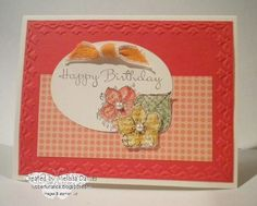 Faith in Nature Birthday by mdavies - Cards and Paper Crafts at Splitcoaststampers