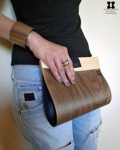 """176 """"Μου αρέσει!"""", 3 σχόλια - @sxwoodencreations στο Instagram: """"The complete wooden set ⚡✨⚡ bracelet, ring and bag!!! only @sxwoodencreations #sxwoodencreations…"""""""