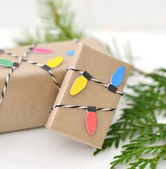 8 Gift Wrapping Ideas Better Than a Stick-On Bow