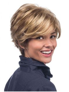 Synthetic Wigs Capless Heat Friendly Synthetic Short Wigs - August 31 2019 at Best Wedding Hairstyles, Winter Hairstyles, Trending Hairstyles, Girls Short Haircuts, Short Hairstyles For Women, Teenage Hairstyles, Short Hair Cuts, Short Hair Styles, Pixie Cuts