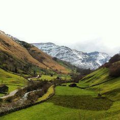 Valles pasiegos, Cantabria, Spain