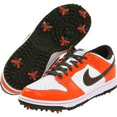 c69e950007e49e Nike Dunk golf shoes. Fun! Nike Dunks