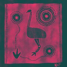 Discover the coolest images Aboriginal Tattoo, Aboriginal Art, Iron Age, Australian Art, Indigenous Art, Emu, Visual Arts, Bobs, Line Art