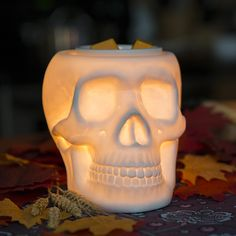 Scentsy Harvest Warmer | Bonehead available now at https://kathypogue.scentsy.us