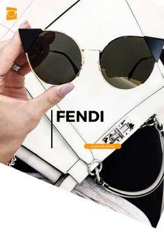 491c5ae73d2 Get the new Fendi sunglasses now!  fendi  sunglasses Fendi Eyewear