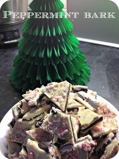 Three Layer Peppermint Bark - Mum In The Madhouse- Mum In The Madhouse