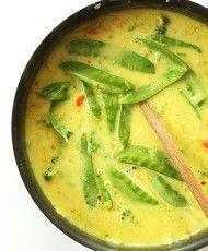 Easy Veggie Coconut Curry