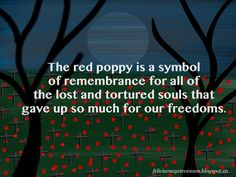 Remembrance. Day