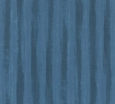 Splendid Stripe (4-4032-050) - JAB Anstoetz  Wallpapers - A striped wallcovering giving the effect of hand painted stripes. Shown here in teal and metallic deep teal stripes.  Other colour ways available. Please request a sample for true colour match. Free pattern match. Wide width wallcovering. Paste the wall product.
