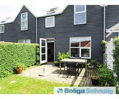 Vesterhegnet 18, 4600 Køge - Andelsrækkehus med have og gode udenomsarealer #andel #andelsbolig #køge #selvsalg #boligsalg #boligdk