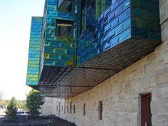 Holzman Moss Architects Millennium Tiles