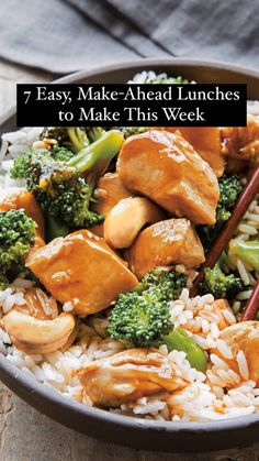 7 Easy, Make-Ahead Lunches to Make This Week Lunch Recipes, Salad Recipes, Dinner Recipes, Italian Bread Salad, Chickpea Tuna, Make Ahead Lunches, Sugar Snap Peas, Different Vegetables, Fresh Seafood
