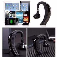 Wireless Bluetooth Headphone Sport Stereo Headset Earphone For Samsung iPhone LG