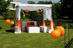 decoracion de patio reciclado - Buscar con Google