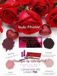 Offre spéciale Saint Valentin. Prune, Satin, Makeup Younique, Raspberry, Shades, Eyes, Elastic Satin, Raspberries, Silk Satin