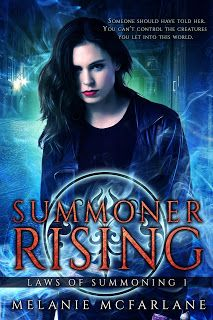 Never Too Many To Read : Blog Tour: Summoner Rising by Melanie McFarlane...Guest Post & Giveaway!