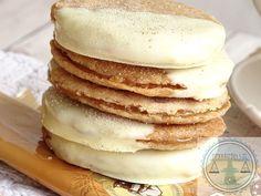 Latte Caramel Koekjes | Bakkriebels