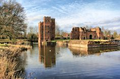 kirby muxloe castle by leadingman