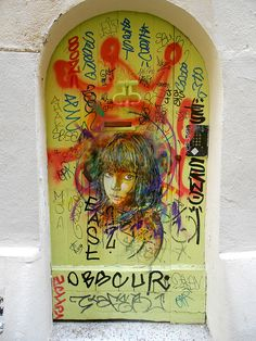 C215 - Montpellier (FR) by C215, via Flickr