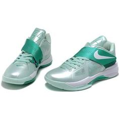 http://www.asneakers4u.com/ Kevin Durant Shoes   Nike Zoom KD 4 IV  Mint Candy Sale Price: $67.70