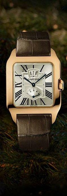 Cartier Santos Dumont ♥✤   KeepSmiling   BeStayClassy