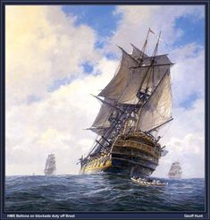 HMS Bellona was one of the most famous ships of the British Navy. launch on 19 February 1760, Bellona sailed to join the battle fleet to blockade Brest