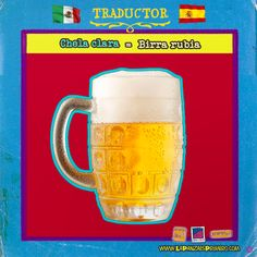 No importa cómo le digamos... lo importante es que es rica y refrescante!  #Traductor #México #España #MexicanosenMadrid #LaPanzaesPrimero