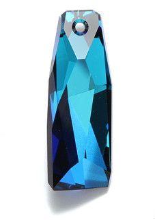 Swarovski Elements Crystalactite Petite Bermuda 35mm - NEW from Shipwreck Beads