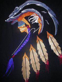 Photos of Native American Art
