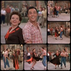 Summer Stock: Judy Garland and Gene Kelly