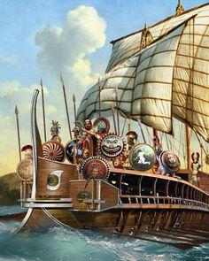 Jasón y sus argonautas