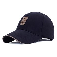 cb377b6d7bbee EDIKO And Golf Logo Cotton Baseball Cap Sports Golf Snapback Outdoor Simple  Solid Hats For Men Bone Gorras Casquette Chapeu - Best price store