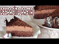 DESPACİTO PASTA 🍰 HEM KOLAY HEM ÇOK LEZZETLİ BİR 🎂 KREM ŞANTİSİZ🍃KOLAYCA PASTA SÜSLEME👌🏻 - YouTube Soccer Cake, Biscuit Cake, Chocolate Cake, Tiramisu, Mousse, Biscuits, Muffin, Make It Yourself, Cookies