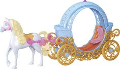 Disney Princess Cinderella Transforming Carriage (B6314) - http://kids.bybrand.gr/disney-princess-cinderella-transforming-carriage-b6314/