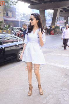 Shraddha Kapoor   'OK Jaanu' Movie Promotion Event Photo #32