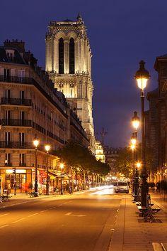 Paris Notre Dame by david.bank