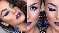 Maquiagem para o Carnaval: Tomba AZINIMIGA