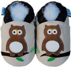 Jinwood – Zapatos primeros pasos para niño, color Beige, talla 6-12 Mo.
