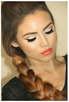 Prom makeup ideas   Beautylish