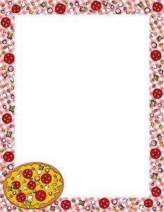 Pizza Border