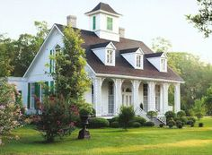 Southern Charm in Americus GA - home of designer Furlow Gatewood