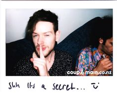 Coup De Main Magazine | Why THE 1975 are important + NZ polaroids.