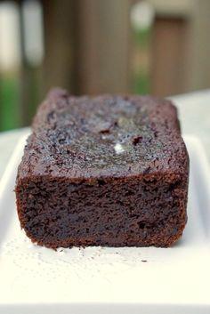 Keto / Low Carb Dark Chocolate Mocha Bread - It's Autumn's Life