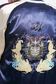 Hyden Yoo Embroidered Jacket