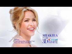 """La belle Shakira est l'ambassadrice d'Oral B au niveau mondial. Elle revient donc dans une pub qui utilise son dernier hit featuring Rihanna """"Can't remember to forget you"""". A télécharger ici sur iTunes. Ou ici sur amazon mp3.Uploaded..."""