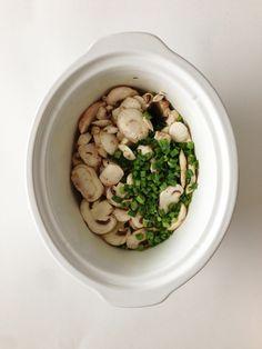 Crock Pot Japanese Onion Soup — The Skinny Fork
