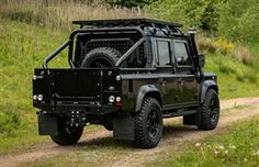 """Classic """"RICH BRIT"""" EDITION – LAND ROVER DEFENDER 110 X... for sale in Staffordshire with Classic & Sports Car Classifieds, the UK's best online classic car classifieds."""