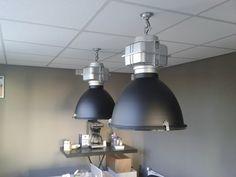 industriele hanglamp @designwonen