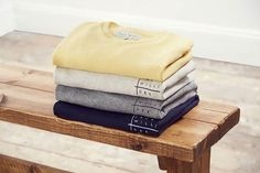 The Hatton Sweatshirt is a Jack Wills classic, inspired by heritage sportswear. It's a quality essential for any easy off-duty look.